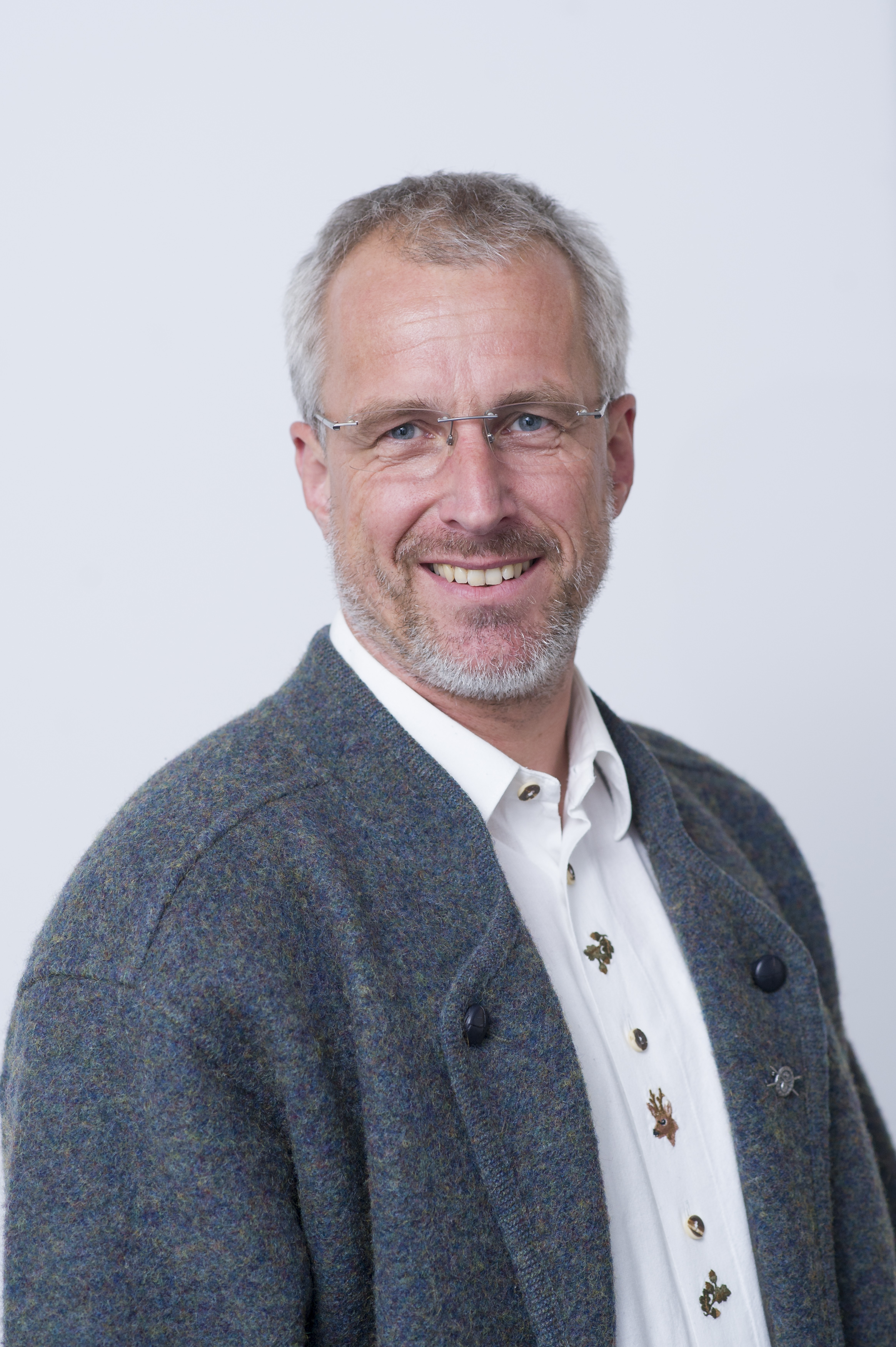 Holger Bartels, Präsident der Landesjägerschaft Bremen