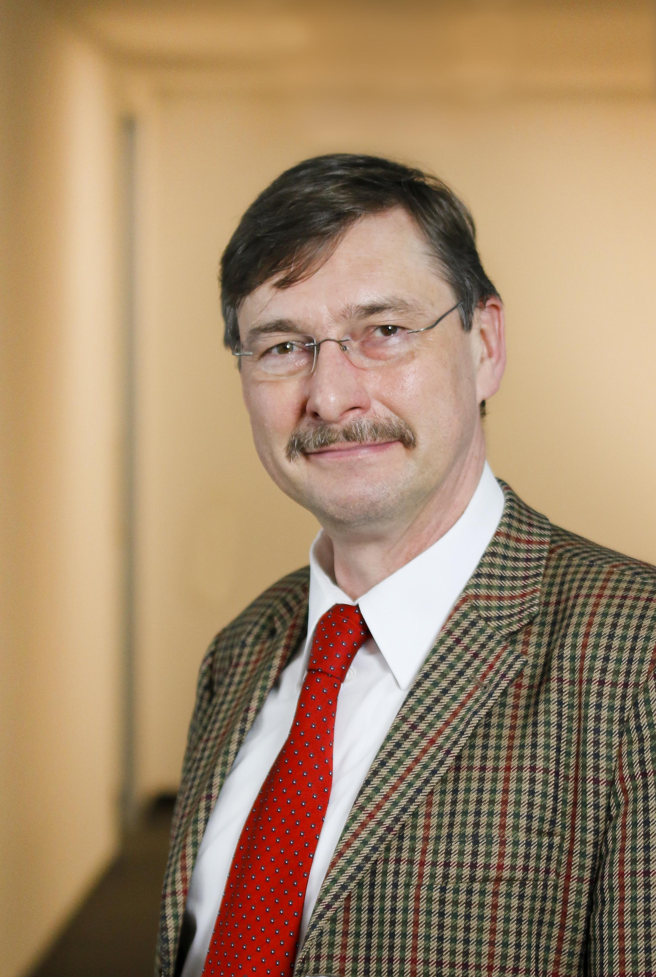 Prof. Dr. Jürgen Ellenberger, Präsident des Landesjagdverbandes Hessen