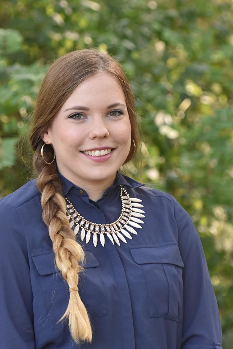 Katharina Milinski, Volontärin