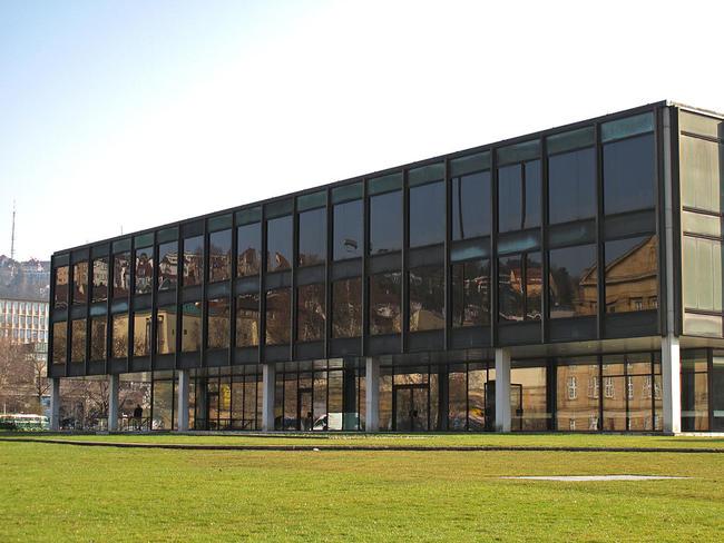 Landtag in Stuttgart