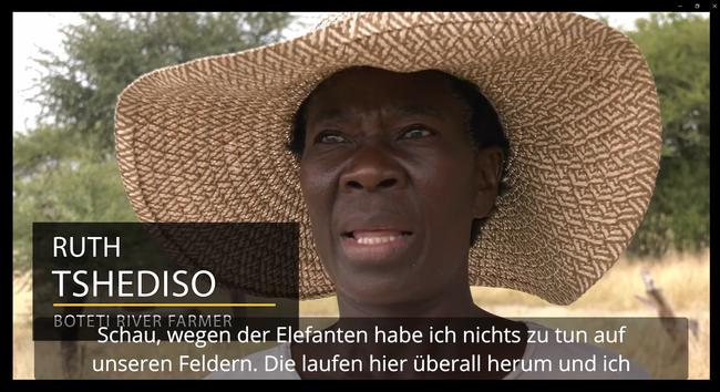 Der CIC in Deutschland und der DJV zeigen in einem Dokumentarfilm, was es für Menschen bedeutet, inmitten von Elefanten und Löwen zu leben.
