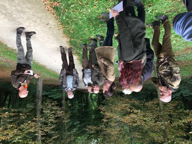 Mit DJV-Naturpädagogen die heimische Flora und Faune (wieder) entdecken. (Foto: Pütz/DJV)