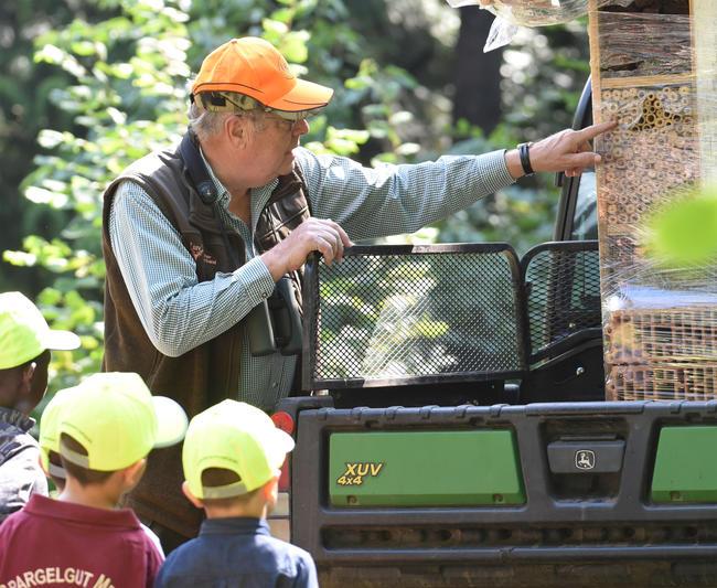 Anlässlich des 30-jährigen Jubiläums zeichnet der DJV herausragende Projekte aus, die beispielhaft sind für die vielen ehrenamtlichen Initiativen der Jägerschaften.