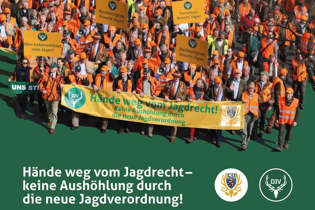 Am 26. September geht's zur Demo nach Wiesbaden