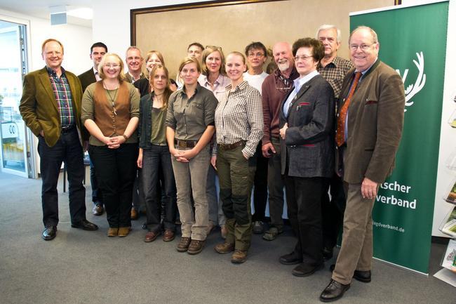 Treffen der DJV Lernort Natur-Referenten in Berlin