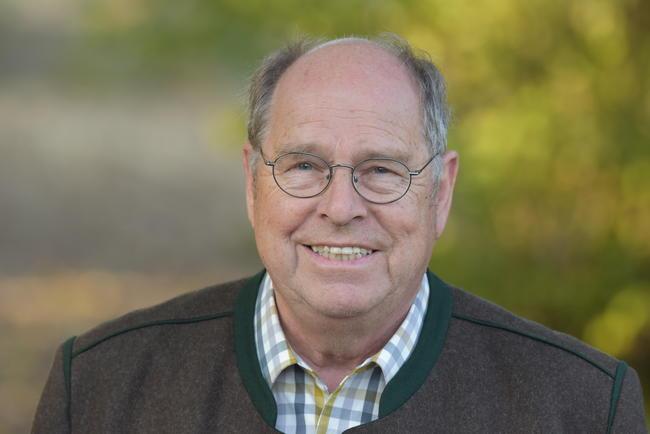 DJV-Präsident Hartwig Fischer ist seit 2011 Präsident des Dachverbandes der Jäger