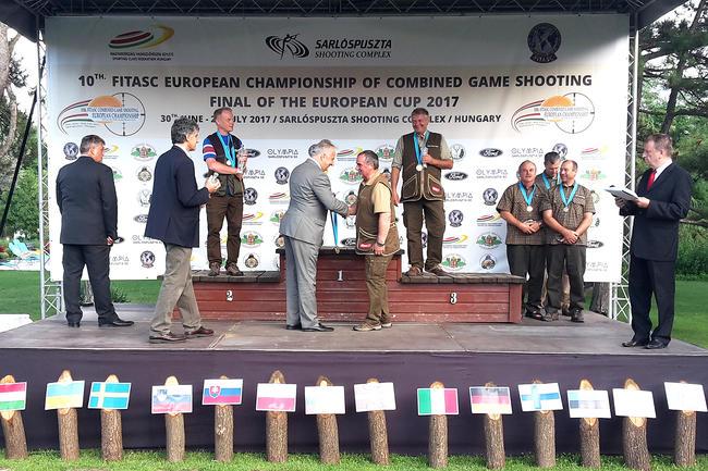 Das DJV-Team belegte in der Gesamtwertung der Mannschaften den 5. Platz.