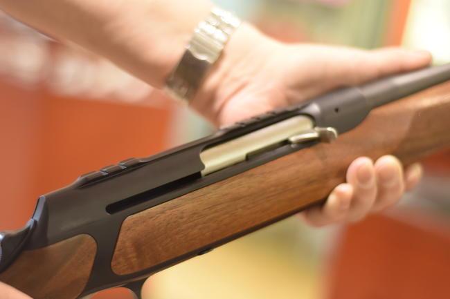 Halbautomatische Jagdwaffe