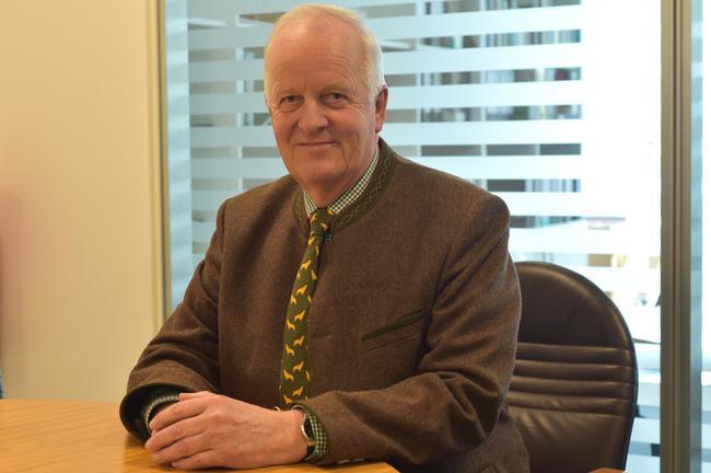 Dr. Volker Böhning wurde einstimmig vom DJV-Präsidium als Nachfolger von Hartwig Fischer vorgeschlagen.