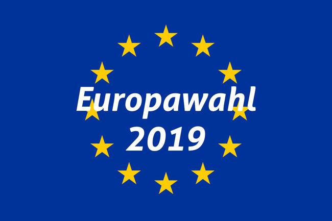 Die Europawahl findet in Deutschland am 26. Mai statt.