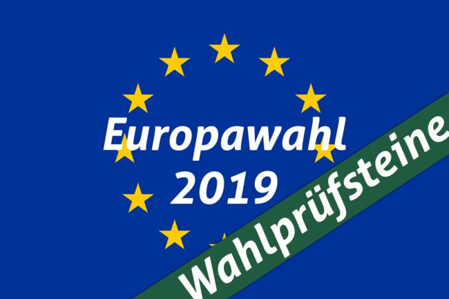 Der DJV ruft zur Teilnahme an der Europawahl auf, die in Deutschland am 26. Mai 2019 durchgeführt wird.