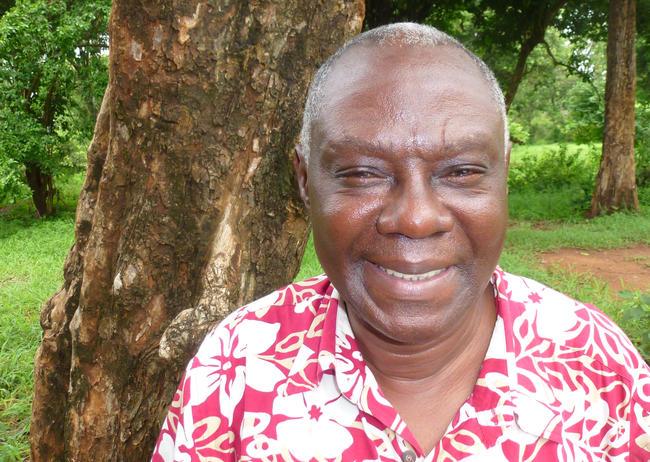 Gerald Bigurube wird heute für seinen lebenslangen Kampf gegen Wilderei in Tansania mit dem Deutschen Afrika-Preis ausgezeichnet