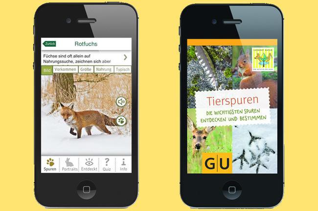 LON Tierspuren App