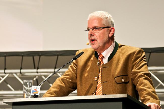 Ralph Müller-Schallenberg, Präsident des LJV NRW.