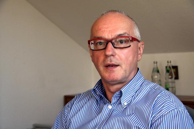 Matthias Schannwell, neuer Geschäftsführer LJVB