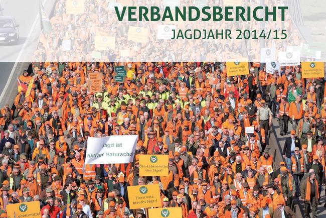 Der DJV-Verbandsbericht 2015 ist da!