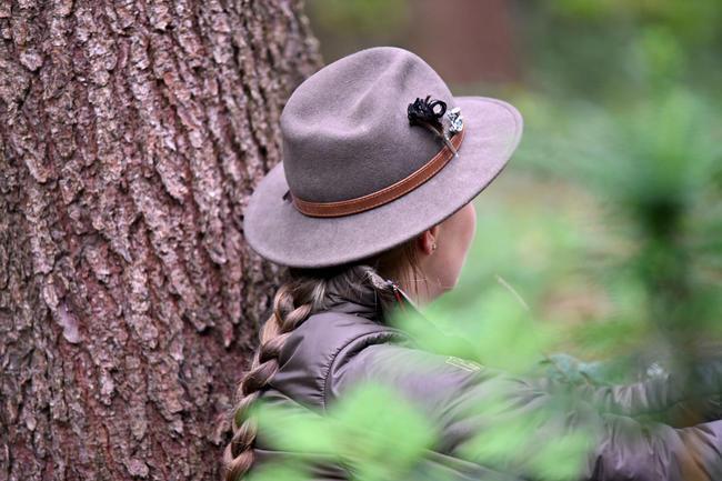 Für Jägerinnen und Jäger nichts Neues: Ein Aufenhalt im Grünen tut Körper, Geist und Seele gut.