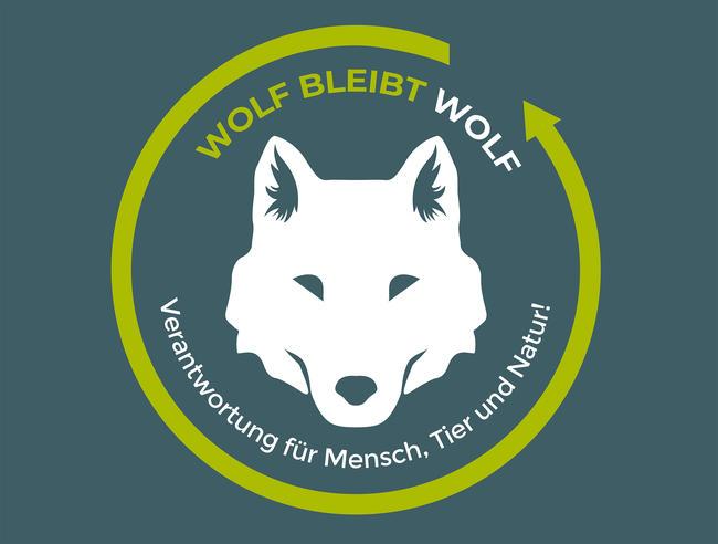 """Die Initiative """"Wolf bleibt Wolf"""" ist im Internet unter der Adresse www.wolfbleibtwolf.de zu finden."""