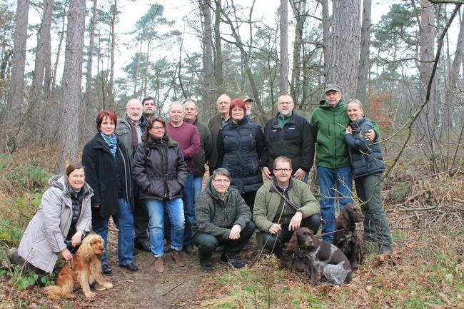 Die Auftaktveranstaltung zum DJV-Naturpädagogen