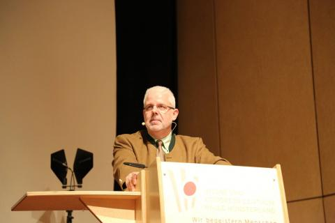 LJV-Präsident Ralph Müller-Schallenberg