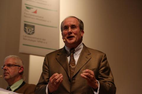 Hans-Jürgen Thies, Justiziar des LJV NRW: