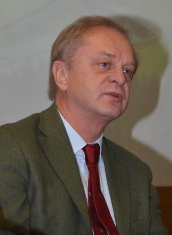 Dr. Klaus-Hinnerk Baasch, Präsident des Landesjagdverbandes Schleswig-Holstein