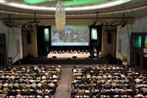 Bundesjägertag 2018 - Delegiertenversammlung