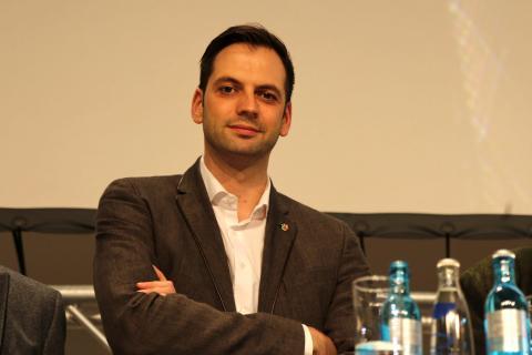 Marc Luerbke, FDP:
