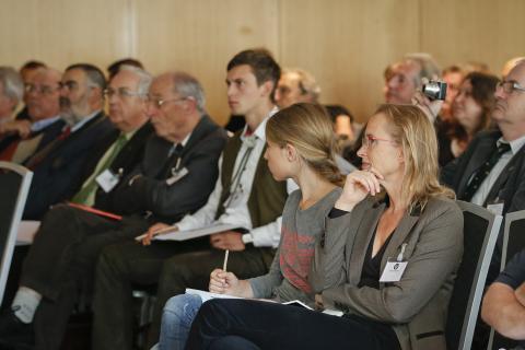 Artenschutzsymposium Erfurt