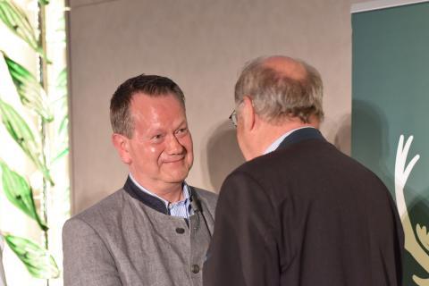 Sonderpreis Kommunikation: 1. Preis Kreisjägerschaft Paderborn, Berthold Antpoehler (Quelle: Kapuhs/DJV)
