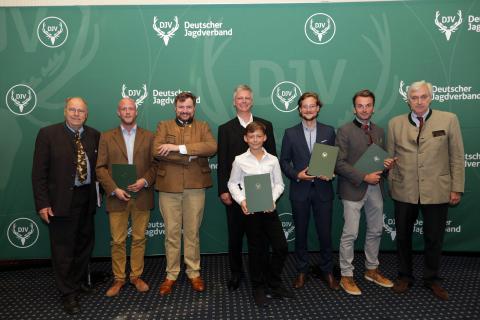 Die Gewinner des DJV-Journalistenpreises