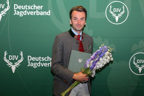 Florian Mittermeier hat den Sonderpreis für seinen persönlichen und detailreichen Bericht im Rahmen der Aktion