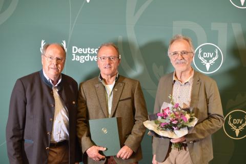Sonderpreis Kommunikation: Jägerschaft Landkreis Verden (Quelle: Kapuhs/DJV)
