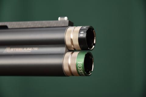 Im außerordentlichen Beretta-Cup können sich die Schützinnen und Schützen im Parcour beweisen. (Quelle: Kapuhs/DJV)