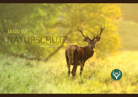 Jagd ist Naturschutz