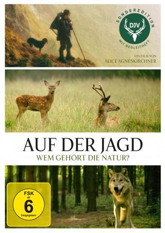 Cover DVD Auf der Jagd Sonderedition