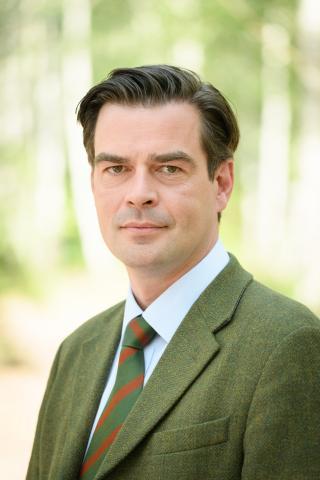 Tillmann Möhring, Assistent der Geschäftsführung  (Quelle: Recklinghausen/DJV)