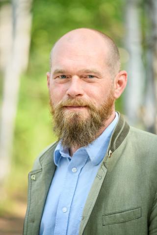 Stephan Wunderlich, Koordinator für Internationale Jagdangelegenheiten und Artenschutz (Quelle: Recklinghausen/DJV