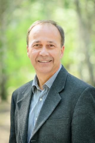 Dr. Armin Winter, Referent für Naturschutz (Quelle: Recklinghausen/DJV)