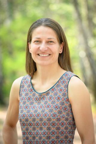 Dr. Anna Martinsohn, Online-Redakteurin und stellvertretende Pressesprecherin (Quelle: Recklinghausen/DJV)