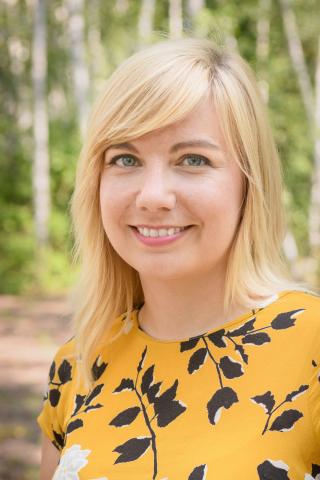 Susann Krüger, Referentin für Wildökologie und -monitoring (Quelle: RecklinghausenDJV)