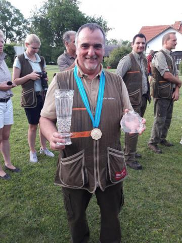 Egon Marmit Europameisterschaft