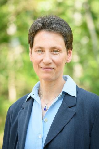 Dr. Astrid Sutor, Jagd- und Forstreferentin (Quelle: Recklinghausen/DJV)