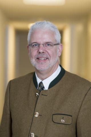 Ralph Müller-Schallenberg, Präsident des Landesjagdverbandes Nordrhein-Westfalen