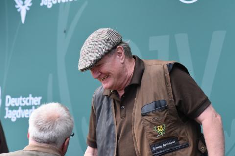 Ronald Beckhaus gewinnt die Kombination der Seniorenklasse mit 342 Punkten. (Quelle: Kapuhs/DJV)