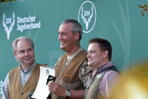 Den ersten Platz in der großen Kombination gewinnt Alexander Sprick aus Nordrhein-Westfalen mit 538 Punkten, gefolgt von Ingo Brammer aus NRW und Axel Merten ebenfalls aus NRW.