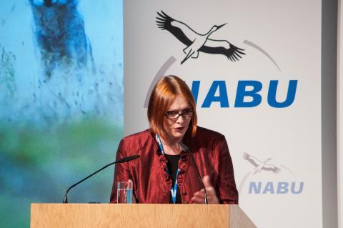 Elsa Nickel, Abteilungsleiterin Naturschutz im Bundesumweltministerium