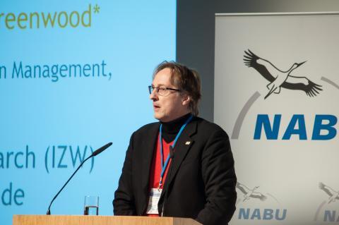 Prof. Dr. Heribert Hofer, Leibniz-Institut für Zoo- und Wildtierforschung (IZW)