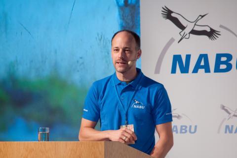 Markus Bathen, NABU-Projektbüro Wolf