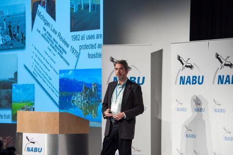 Dr. Adrian Travis, Nelson Institute für Environmental Studies, University of Wisconsin-Madison, USA